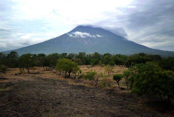 Agungo išsiveržimas