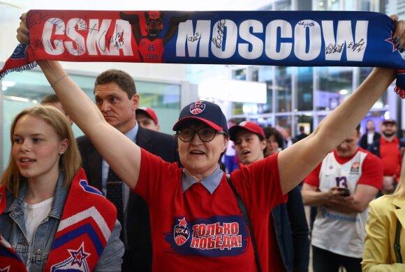 CSKA gerbėja