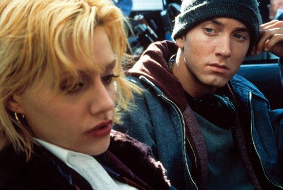 Brittany Murphy ir Eminemas