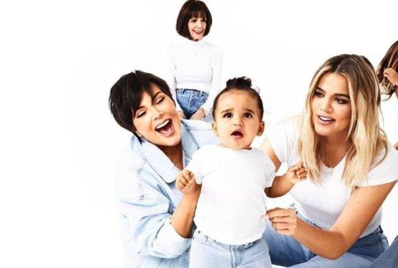 Kardashianų šeima