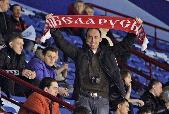 Белорусский общественный деятель Сяржук Бахун