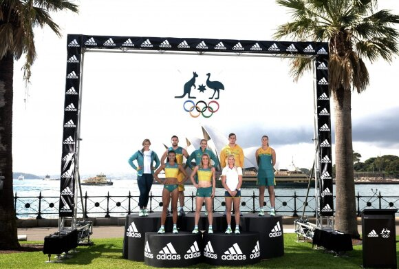 Australijos olimpiečiai