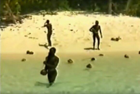 Nužudymas nesvetingiausioje pasaulio saloje: amerikiečiai deda tašką