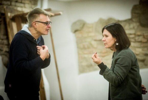 Premjera: Jaunimo teatre – ibseniška kova už svajonę
