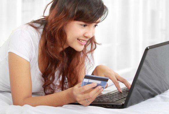 Apsipirkinėjimas internetu