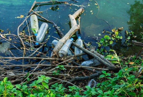 Plastikas gamtoje