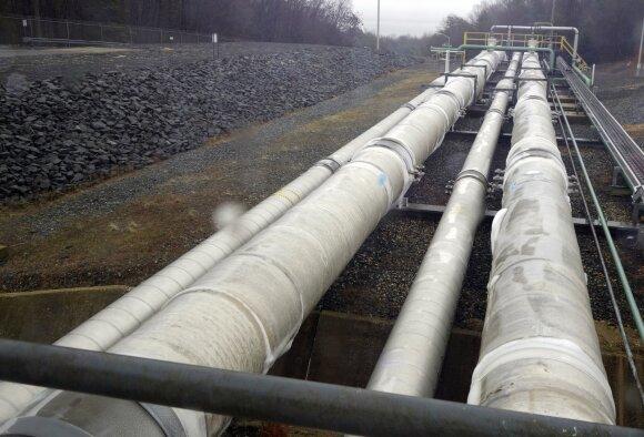 Dujų eksportą gaubia purvina paslaptis