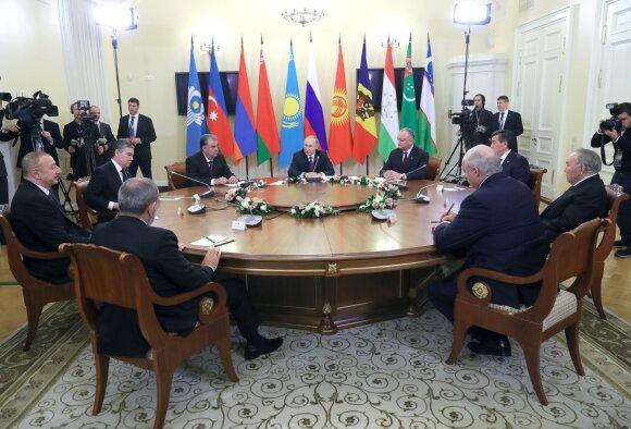 Nepriklausomų valstybių sandraugos viršūnių susitikimas