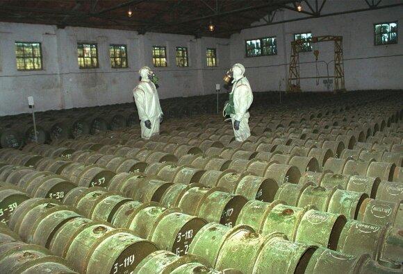 Siaubingiausius ginklus slepiančio Kremliaus žinutė priešams: jūsų laukia kankinanti mirtis