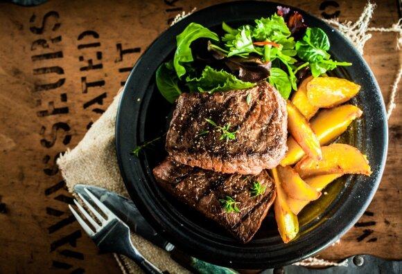 Dietologė: kiek iš tiesų skrandyje virškinamas skirtingas maistas