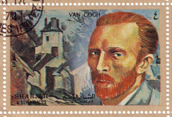 Vincentas Van Goghas