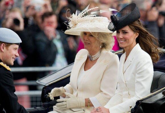 Karališkųjų rūmų intrigos: nesibaigiantis karas tarp garsiųjų damų
