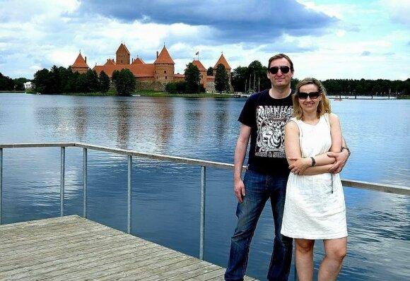 Agnė Butautaitė ir Christophas Pfeilstueckeris