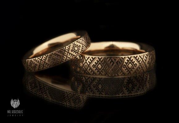 Mr. Barzdelis jewelry