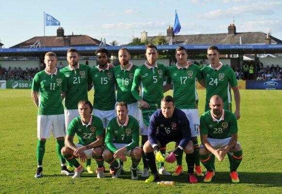 Airijos futbolo rinktinė