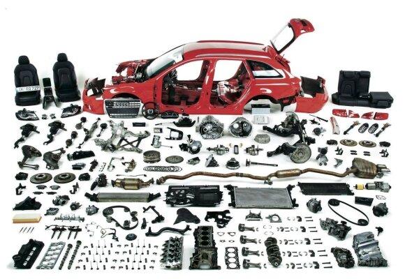 "Išrinkta ""Audi A4 Avant"" po testo"