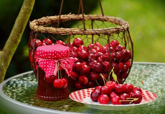 Vyšnių uogienė