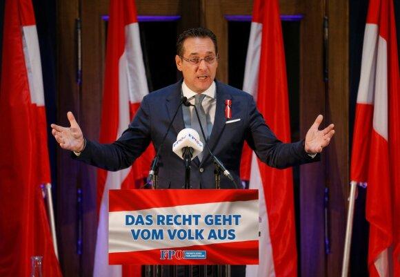 Heinzas-Christianas Strache