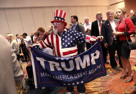 Vidurio kadencijos rinkimai į JAV kongresą