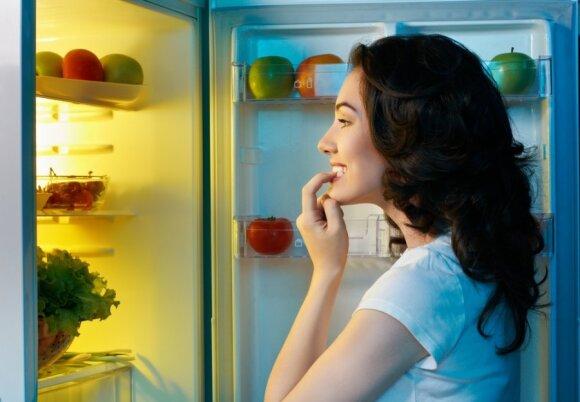 """Pirkinių krepšelis vakarienei: po kai kurių produktų ryte galite jaustis """"ištinęs"""""""