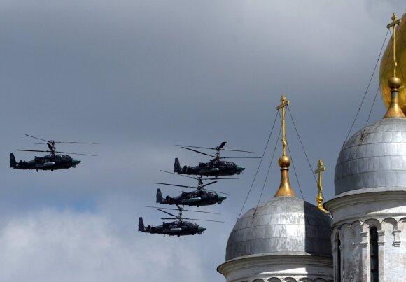 Kremliaus stebėtojai apie Putino sąjungininko komentarus: visa tai atrodo labai nauja ir keista