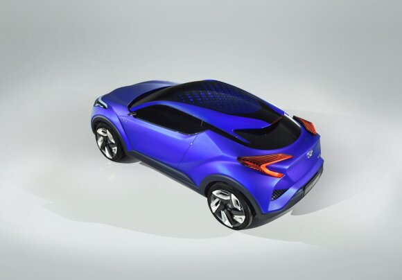 """Toyota C-HR"" koncepcija"