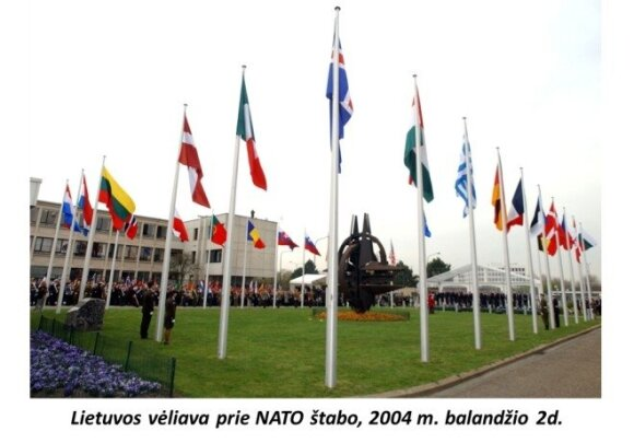 10-ies metų narystė NATO: faktai, skaičiai, Lietuvos karių operacijos