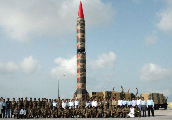 Pakistano kariuomenė