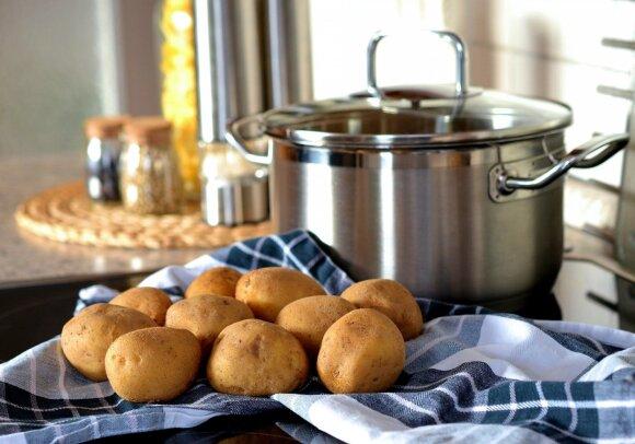 Neatsisakykite bulvių: šešios priežastys, kodėl jas valgyti sveika