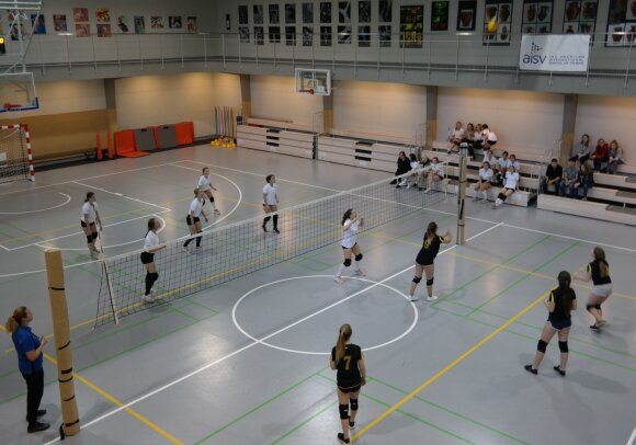Tarptautinės Amerikos mokyklos Vilniuje (AISV) nuotr.