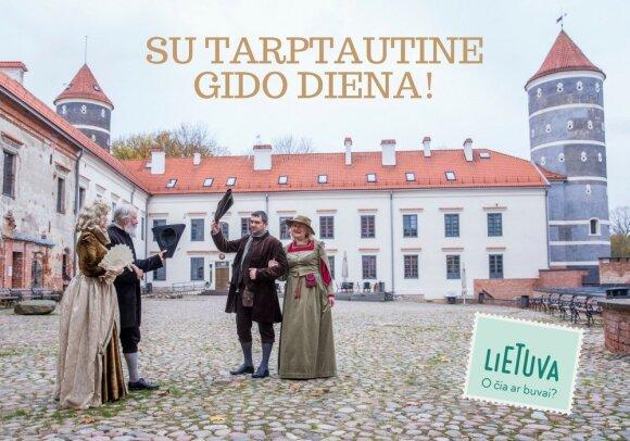 Gidų turistams Lietuvoje prireikia net grybaujant