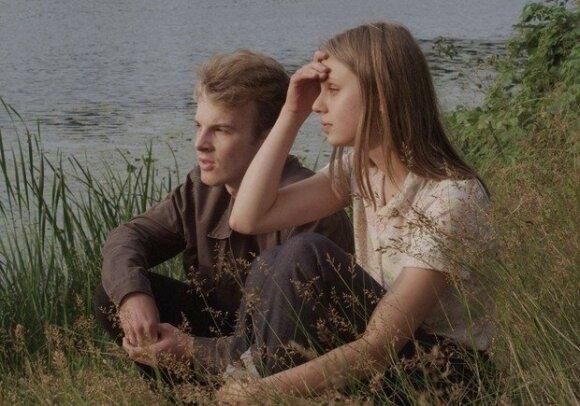 """Filmo """"Walden"""" kadras"""