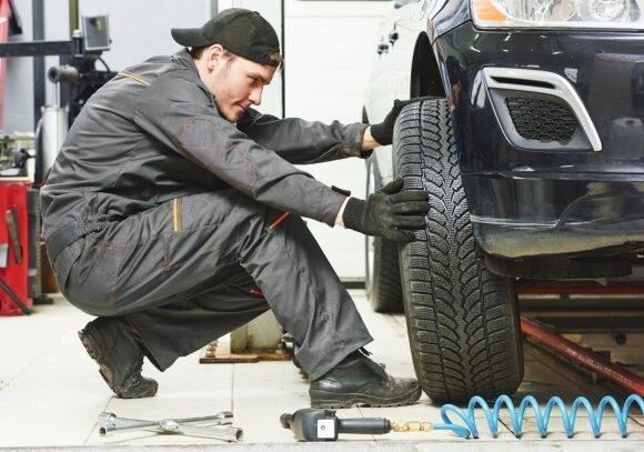 Kaip išsirinkti padangas automobiliui ir jas tinkamai prižiūrėti?