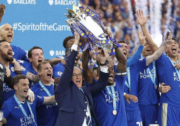 """""""Leicester City"""""""