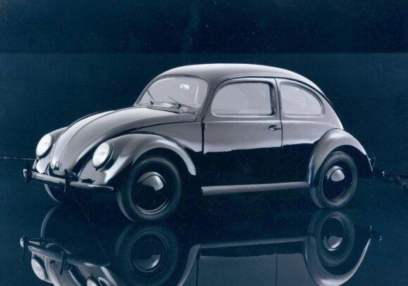 Volkswagen Kaefer, 1938 m.
