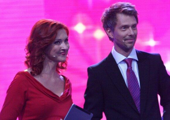 Asta Stašaitytė-Masalskienė ir Giedrius Masalskis