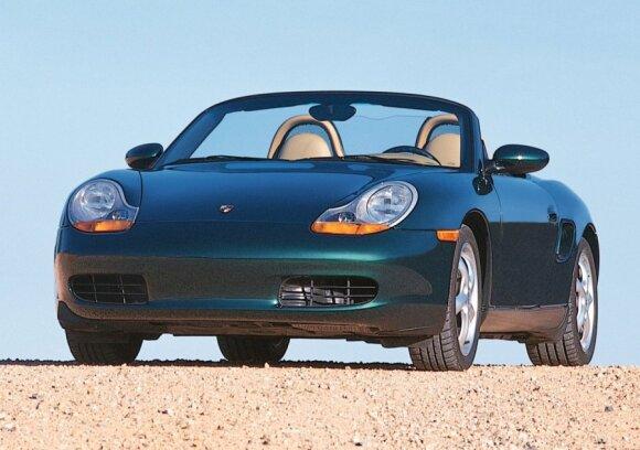 Pirmos kartos Porsche Boxster