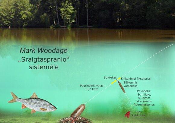 Mark Woodage sistemėlė