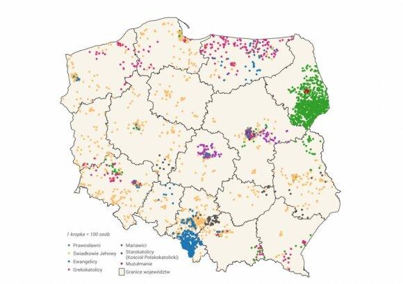 Mniejszości wyznaniowe w Polsce
