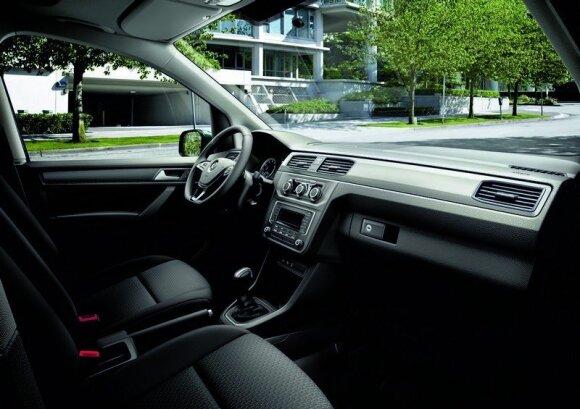 """Volkswagen Caddy Edition TGI"""