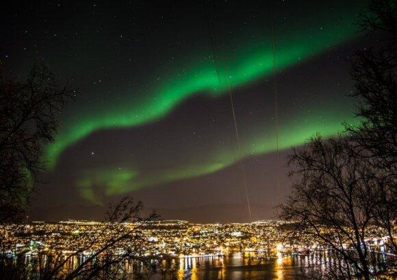 Trumsė, Norvegija
