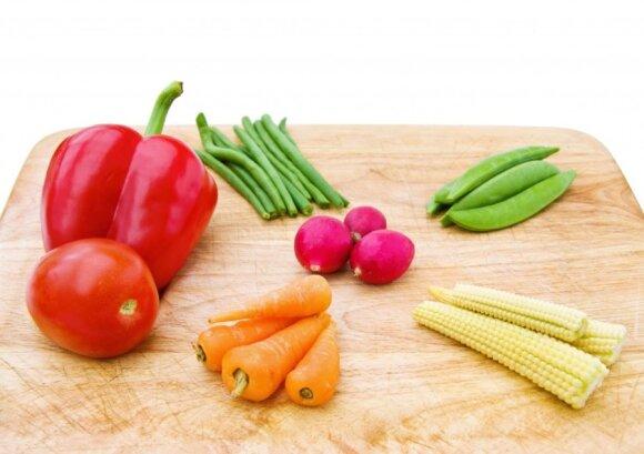 """<span style=""""color: #ff0000;"""">Vaiko meniu:</span> ką ir kada valgyti pirmaisiais gyvenimo metais"""