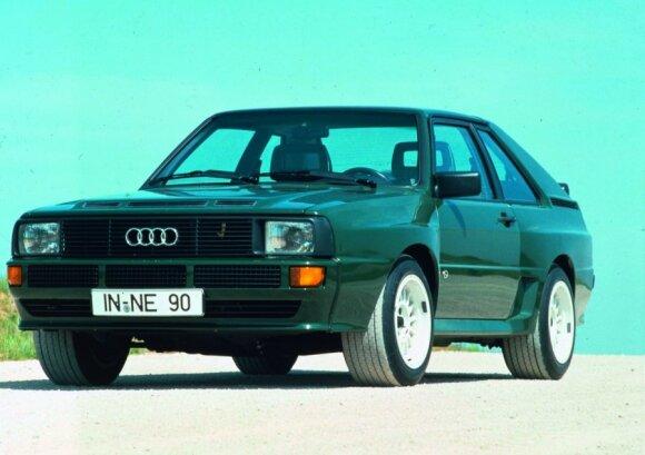 Audi sport quattro (1984 m.)