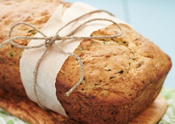 Cukinijų duona