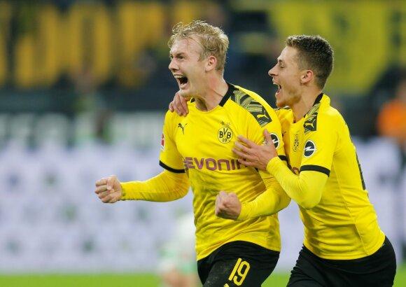 "Dortmundo ""Borussia"", Julian Brandt"