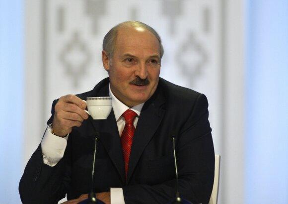 Aliaksandras Lukašenka 2010 metais