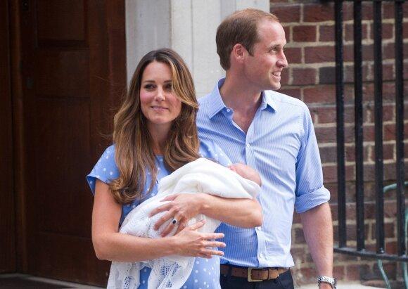 Kate Middleton paslaptis: kaip jai pavyksta po gimdymo taip greitai sulieknėti