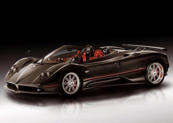 Pagani Zonda Roadster F (2006 m.)