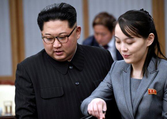 Kim Jong Unas, Kim Yo Jong