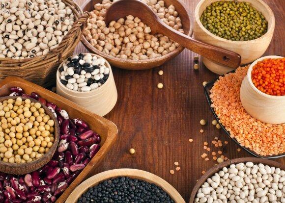 Dar viena naujovė – augalų poveikio paradokso dieta. Kas tai?
